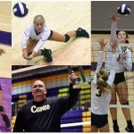 4 Canes Selected to All-County Volleyball Team