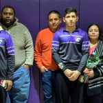 Class of 2019 Wrestlers Honored on Senior Night