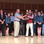 Literary team places in all categories, wins at region