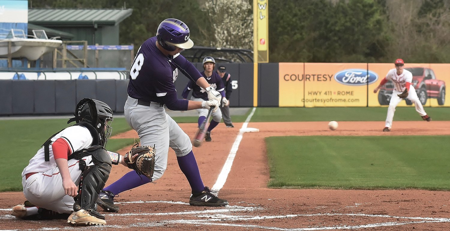 Big 1st inning carries Canes past Phoenix at State Mutual Stadium