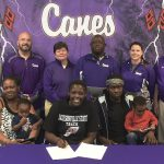 Cartersville's Shaw signs to throw at Jacksonville State