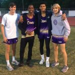 Cartersville Track and Field competes in Gordon Central meet