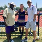 Bebko breaks school record; Canes T&F sending 10 to sectionals