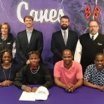Cartersville football's Dennis, Carlton sign to play at next level