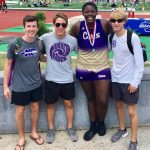 Cartersville Track & Field Athletes Compete at State Championships