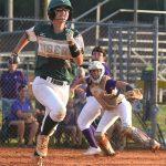 Cartersville softball weathers storm, then beats Adairsville
