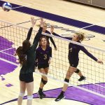 Lady Canes sweep region openers
