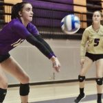 Cartersville volleyball opens state tournament against White County