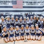 Girls Varsity Competitive Cheer finishes 1st place at North Paulding Competition