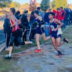 Canes run strong amid cold, tough field in Class 4A meet