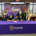 Cartersville's Short signs with Shorter University