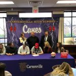 Cartersville volleyball star Wenzell signs with Valdosta State