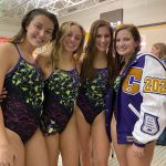 Cartersville swim posts state-qualifying times