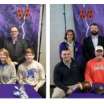 Cartersville football stars Webb, Gambill sign with Louisville, Memphis