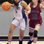 Cartersville girls pull away for win over Woodland