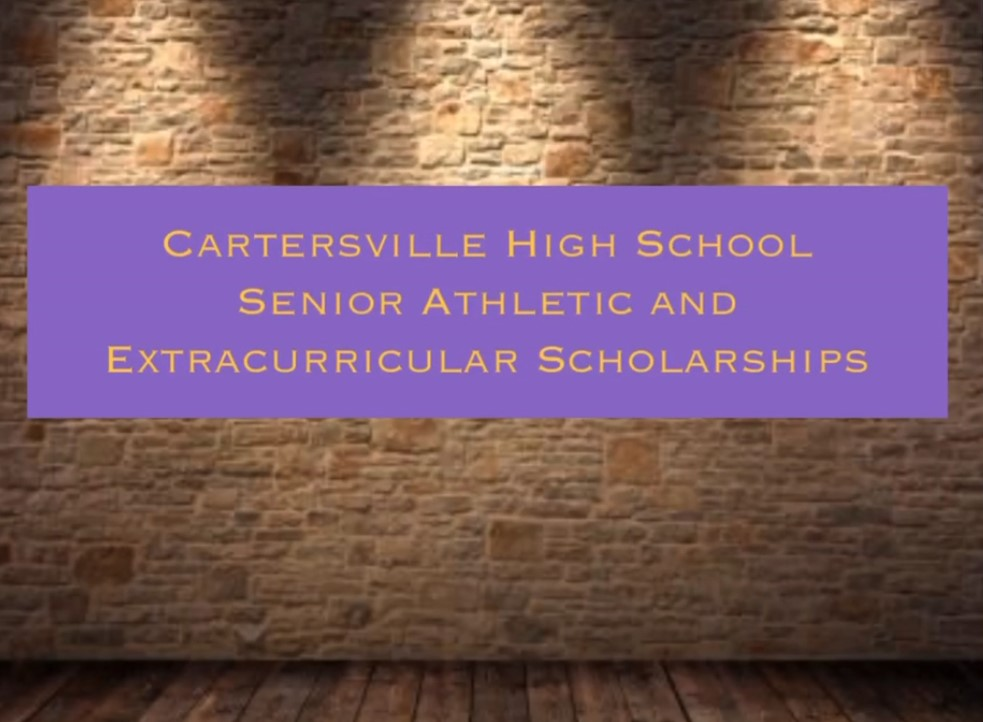 CHS ATHLETIC AND EXTRACURRICULAR SCHOLARSHIPS VIDEO
