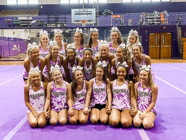 2020 Cartersville Varsity Competition Cheer