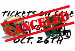 Game Canceled: Oct. 30th vs. Blessed Trinity