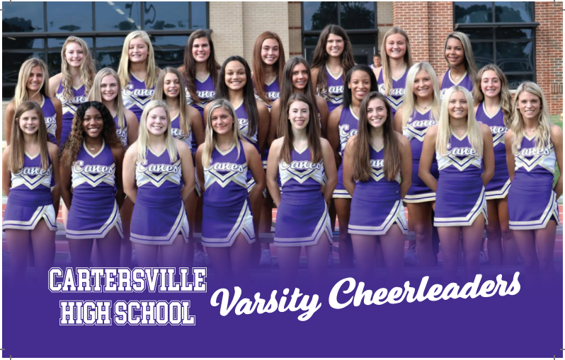 Thank You Gold & Silver Level Cheer Sponsors!