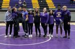 Wrestling Team Honors Seniors – Class of 2021
