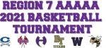 Basketball Region Playoff Brackets 2-19-21