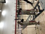 Canes Rifles Coed Varsity Rifle Team Falls Short in Doubleheader