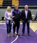 Cartersville HS Wrestling Senior Night 2020-2021