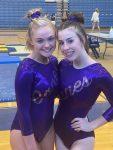 Girls Varsity Gymnastics State Bound