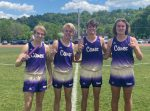 Congratulations to the Canes Track & Field Boys 4×800 Team!