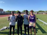 Congratulations to the Boys Track and Field 4x400M Relay Team!