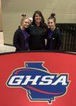 Varsity Gymnastics GHSA State Gymnastics Preliminary Meet Results