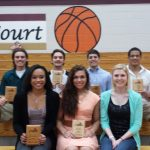 End-Of-Winter Athletic Award Winners Announced