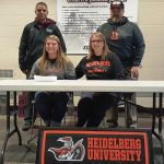 Jimtown Softball's Bailey Clark signs with Heidelberg University