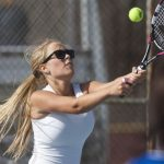 Lady Jimmie Tennis Players competing in final NSC tourney—updated finals!!