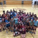 2015 Volleyball Camp a Success!