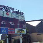 Knepp Field's New Football Scoreboard