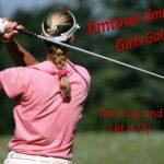 Jimtown Girls GOLF!!—First Match