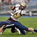 Jimtown's own Kenny Kerrn up for Elkhart Truth Player of the Week