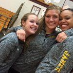Jimtown High School Girls Varsity Volleyball beat Goshen High School 3-2