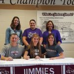 Jimtown's Lindsey Stose signs with University of Southern Indiana
