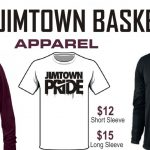 Time to order your Jimtown Basketball GEAR!!