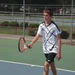 """Jimtown Tennis' Holden Price named """"Honorable Mention"""" All-State"""