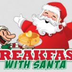 It's TIME for the 2015 Breakfast with Santa!!