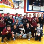 Wrestling Team Finishes 2nd at West Noble Invite