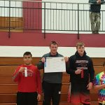 Jimmie Wrestling Advances 9 to Semi-State