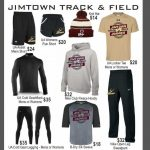 Time to order Jimmies Track Gear