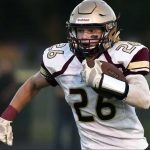 Jimtown's Kenny Kerrn —best in the NIC for 2015-2016