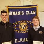 Kiwanis Athletes of the Winter