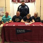 Kenny Kerrn Signs his National Letter of Intent