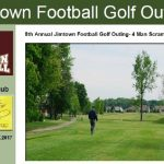 Jimtown Football GOLF OUTING!!